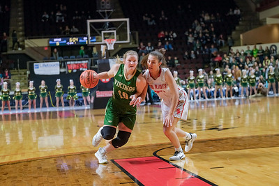 2020-02-29 Oxford Hills vs. South Portland Girls' Basketball State Championship Game