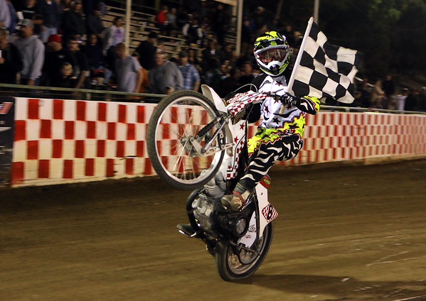 Motorcycle Speedway 2015