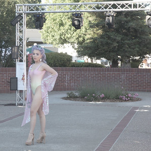 PHOTOS: Fashion show in downtown Woodland