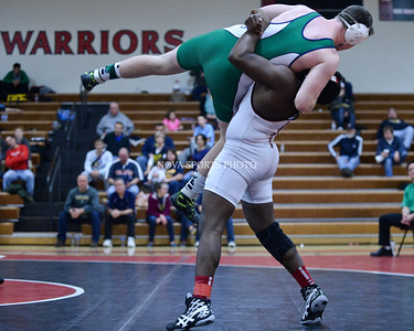 Wrestling: 2014 Conference 21 Championships Vol. 1 of 2,  2.8.14