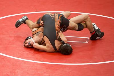 021315 Erie Wrestling vs CHSAA 3A Region 1 Tourn