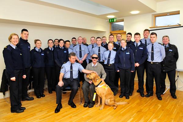 Garda Intercultural Training - Feb'17