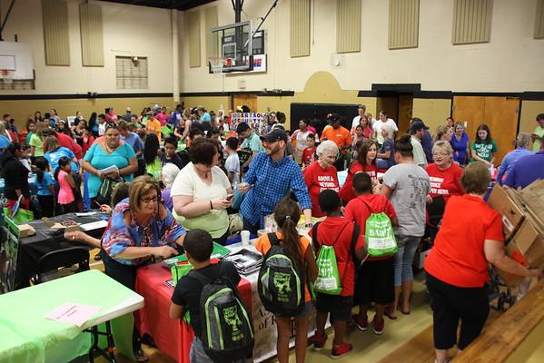 2015 Mayor Bradley Back to School