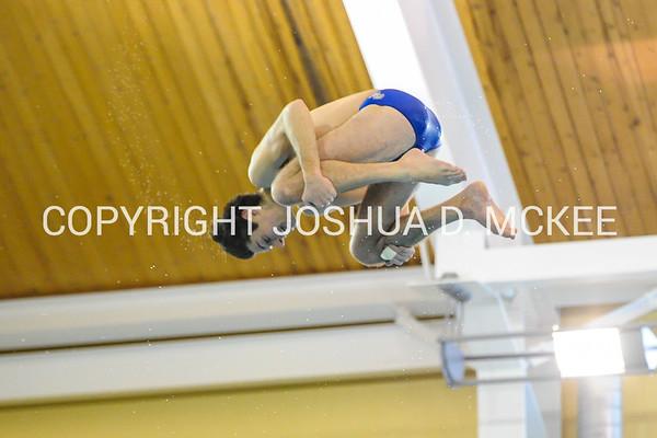 Hamilton Swimming and Diving v Skidmore 1-20-16