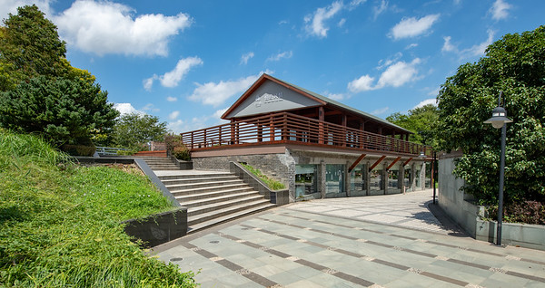 Shuangshan Island Visitor Center双山岛游客中心