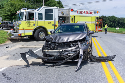 49 - 82 & E Reeceville - Auto Accident