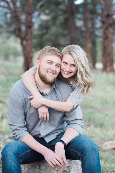 Samantha & Casey | Jeffco Open Space
