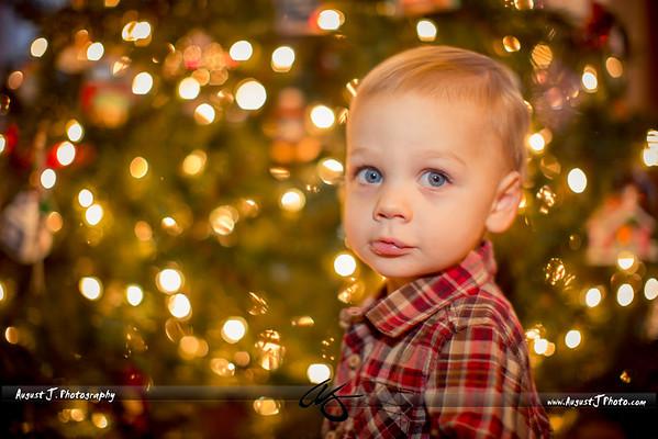 Gallagher Family /|\ Christmas Photos