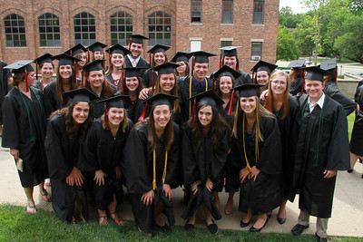 2012 Graduation ~ photos courtesy of Megan Bickford, Hayleigh Diebolt & Mary Asher