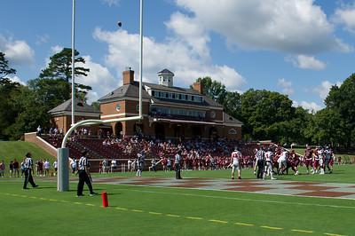 Hampden-Sydney College vs Shenandoah 09-18-21