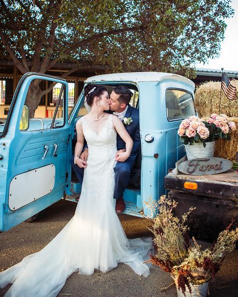 Andrew & Morgan's Ranch Wedding