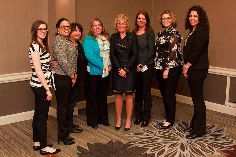 Society of Women Environmental Professionals, April 2018