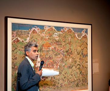 Artist Talk at the Rubin Museum
