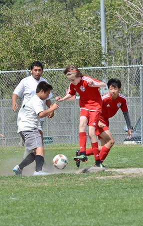 U16 TBU Boys - Harry Olsen Tourney Game #3