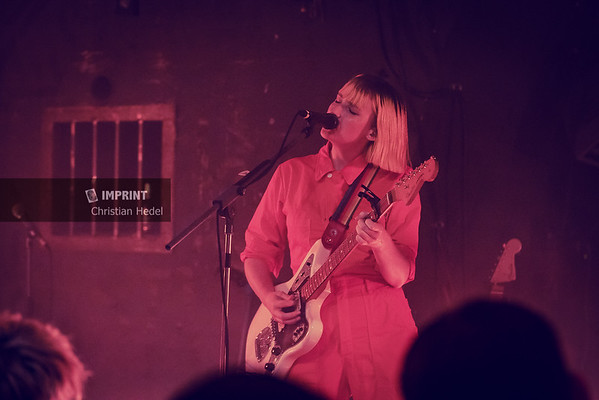 Tessa Violet at Club Bahnhof Ehrenfeld - Cologne, Germany | 10.23.2019