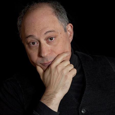 Finkelstein Press Portrait