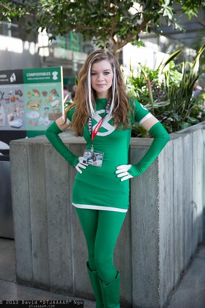Emerald City Comicon 2013 - Sunday