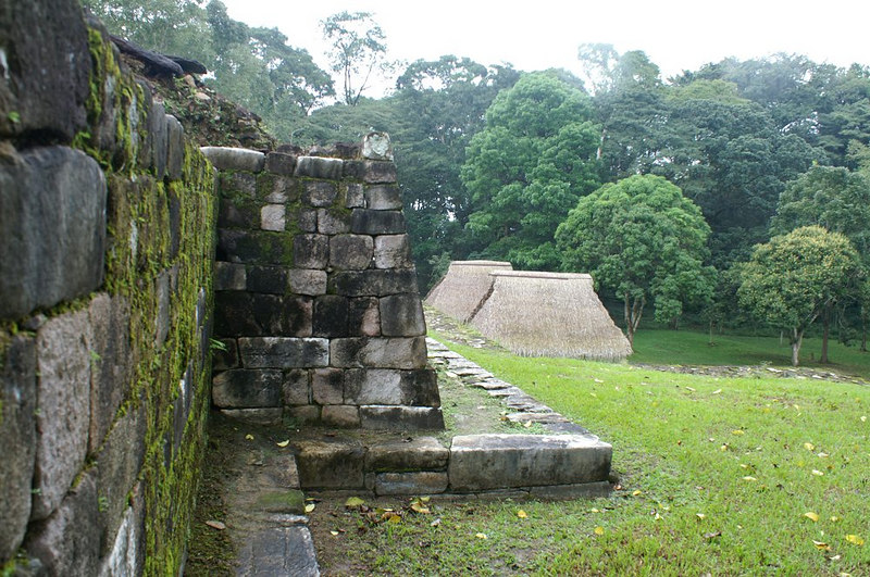 Quirigua Archaeological Ruins , Santo Tomas De Castilla, Guatemala Tuesday, Dec 26, 2006, Day 4