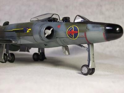 "Hobbycraft 1:72 Avro CF-100 Canuck ""409 Squardon"""