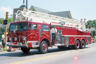 DGFD 4th of JULY PARADE DUTY