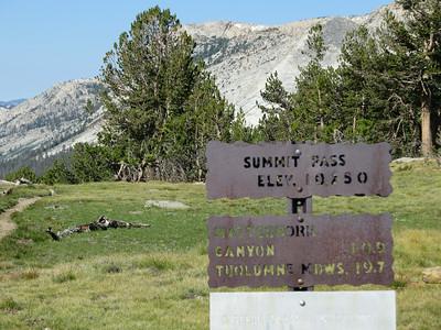 DAY 2:  Onward from Summit Lake