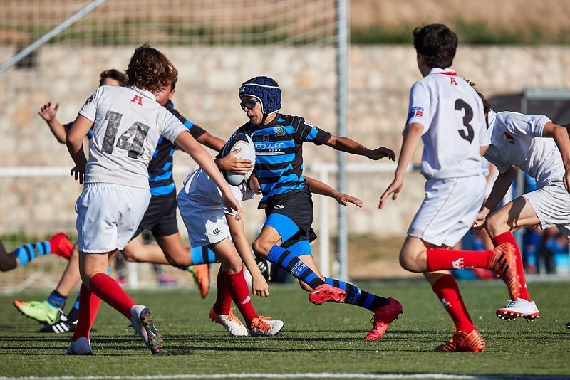 Arquitectura vs AD Ingenieros Industriales Las Rozas Rugby