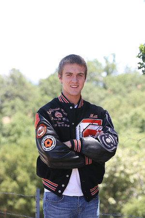 Matt Senior Pics