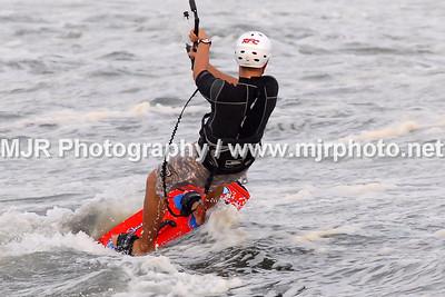 Kite Boarding, Gilgo Beach, NY, (9-22-06)