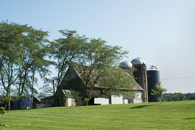 Barns and Farming