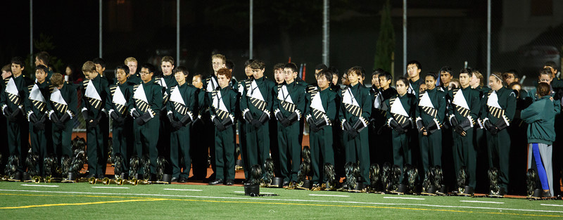 October 13, Cupertino Tournament of Bands