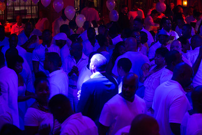 Kreme The All White Party