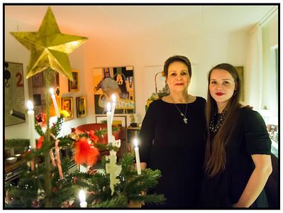 Ayoe Bryndis Juleaften 2012