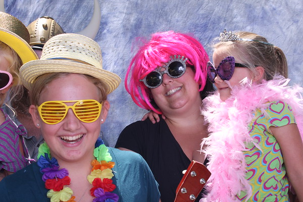 Genentech Picnic Photo Booth