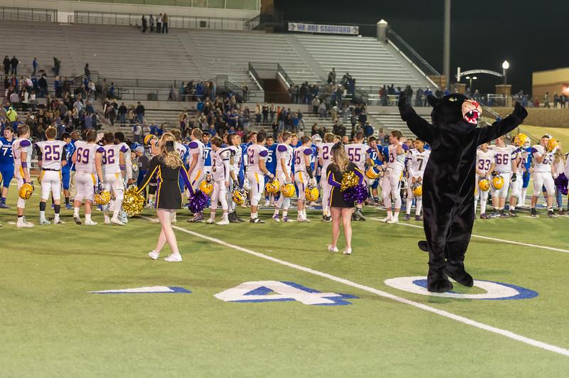 Panhandle Panthers vs Stamford Bulldogs, 11-2-2017