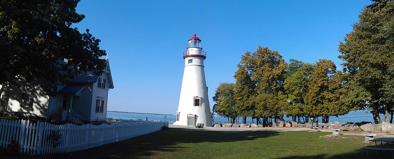Michigan and Ohio - Panoramic Shots