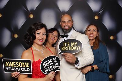 Happy 40th Wilfredo