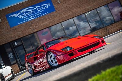 Splashbros Ferrari Club Detailing Seminar