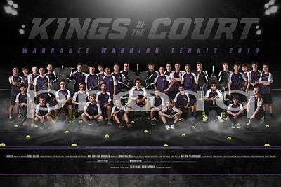 Waunakee Boys Tennis