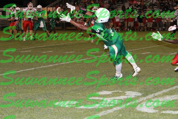 Suwannee High School Football 2015