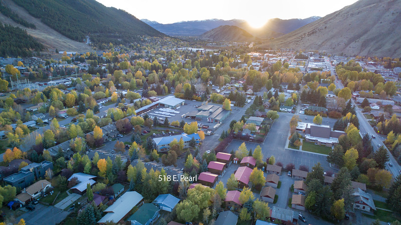 518 E. Pearl Aerial photography and video