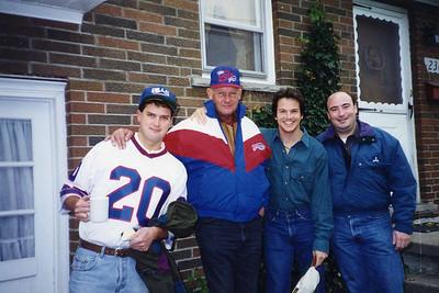 1990s - Buffalo Bills