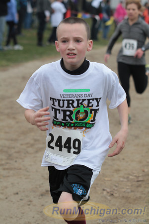 5K Finish Gallery 2 - 2012 Ann Arbor Turkey Trot