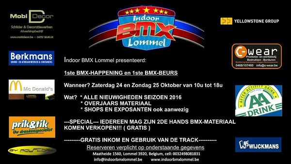 video Ravels Flanderscup #8 27-09-2015 Blok 1  3de Manche