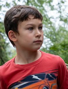 Samuel at 6