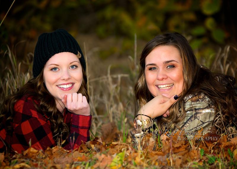 Sarah & Megan