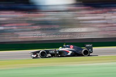 2013 Australian Grand Prix Albert Park Melbourne