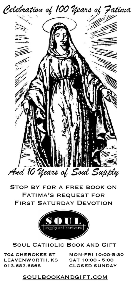 Fatima Flyer
