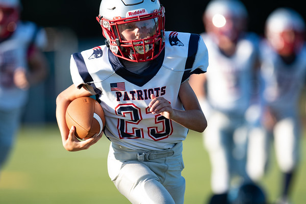 Amherst Patriots 2021