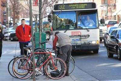 Denver Cyclists!