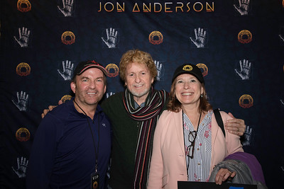 Jon Anderson Paid Meet and Greet 2019